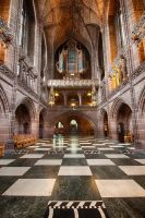 Lady Chapel Organ by CharmingPhotography