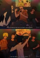 Karaoke Party by SasuNaru033