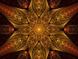Solar Flare by FracFx