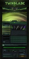 Twinblade UI 2.0 by VengeanceMK1