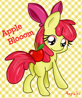 AppleBloom by AngGrc