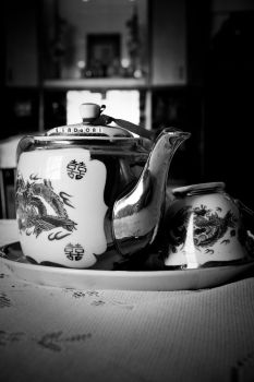 the teapot by lindacai