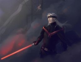 SWTOR:: Darkside by aketan
