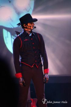 Steam Powered Giraffe Youmacon 2014 12 by jjhale78