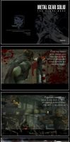 Metal Gear Solid - Quote Book by MichaelMayne