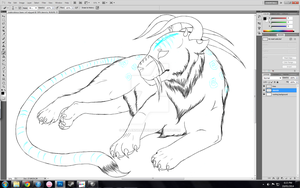 Malevolence Bane Ref WIP2 by FallenShandeh