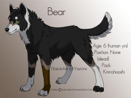 Bear Profile by Yazora