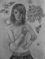 flowers by Mauni