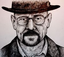Heisenberg Breaking Bad by ReVerbaration