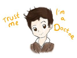 I am a Doctor by AyanamiHound
