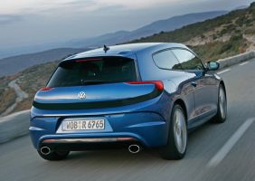 VW Scirocco Facelift by Antoine51
