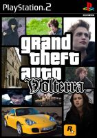 Grand Theft Auto: Volterra by fufichi