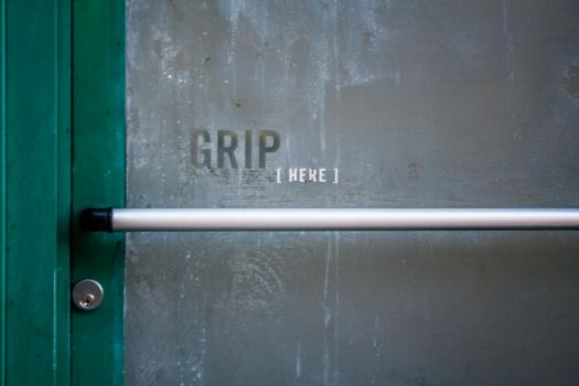 Grip [here] by OcularInflux