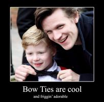 DW: Bow Ties are ADORABLE by sharded