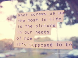 screws us up by how2love-photography