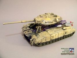 Blitzwing -  Tank Mode by WheelJack-S70