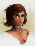 Prince of Persia 2008 Erika by Hewison