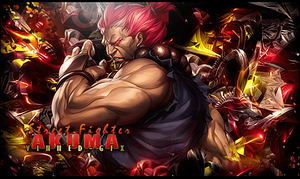 Akuma by Mohamed-HHs