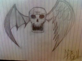 My Own Deathbat by chrisMISFIT
