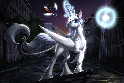 Commission: Iridae by MykeGreywolf