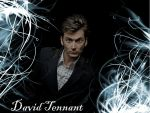 Tennant Abstract Wallpaper by davids-little-star