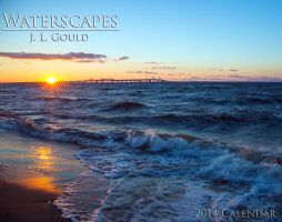 Waterscapes Calendar, 2014 by ThisWomanWanders