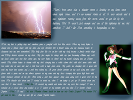 TG into Sailor Jupiter by SonicPal