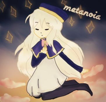 Metanoia Cover by Meloni-chan