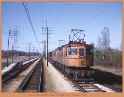 South Shore Box Cab by classictrains