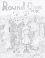 I-C Round 1 Cover by Killerclaud