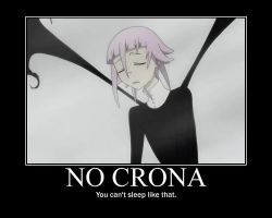 Crona: Sleep in the air by CronaMotivation