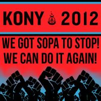 KONY 2012 by KawaiiKitty129