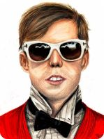 Andrew McMahon, Jack's Mannequin by feliciabe