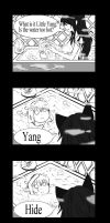 Rwby-What is it little Yang? by lucky1717123
