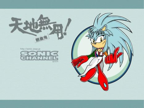 Ryoko Channel Wallpaper by GregTheLion