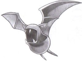 Arita's Rocket Zubat by Poo7878