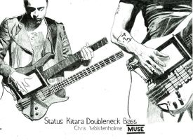 Chris Wolstenholme's Madness Bass by gumiriansyah