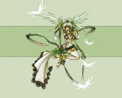 wind dancer as a wallpaper by fnett