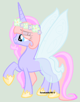 Fairy Pony Queen by saramanda101
