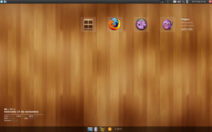 MI XFCE =) by TerraToo
