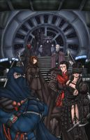 Lords of THE SITH by shumworld