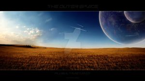 THE OUTER SPACE by pixelgate-studio