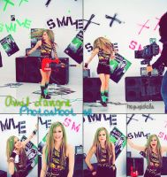 Avril Lavigne PHOTOSHOOT 1. by heymyidols