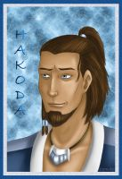 Hakoda of the Water Tribe by Corad