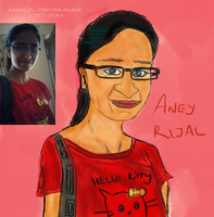 Aney 2 Oct 2014 by sumangal16