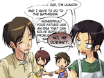 Frugal Parenting by JohnSu