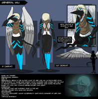 General Vali Reference Sheet by LulzyRobot