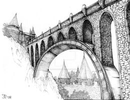The Bridge of Skingrad by Anastasia-N