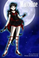 Sailor Marceline the Vampire Queen by tokyogirl0093