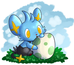 What's in the egg? by FuwaKiwi